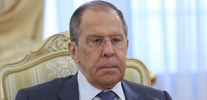 Lavrov: İsrail ile Filistin arasında doğrudan görüşmeleri destekliyoruz