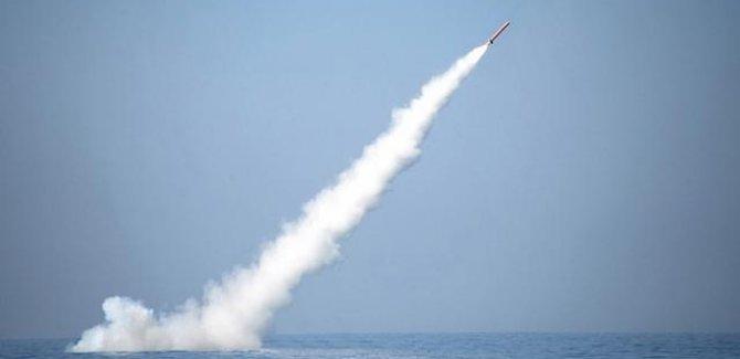 Kuzey Kore yeni uzun menzilli seyir füzesini test etti