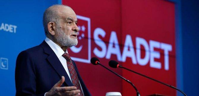 Karamollaoğlu: Millet İttifakı artık partici bir yaklaşımla aday belirleyemez