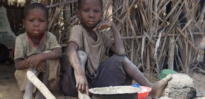 Kenya'da 2,1 milyon kişi açlıkla burun buruna