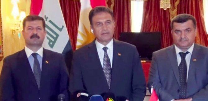 """""""Erbil ile Bağdat arasında güvenlik ve askeri konularda iyi bir uyumluluk sağlandı"""""""