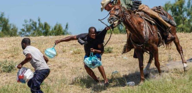 Haitili Göçmenlere Kırbaçlı Saldırı; Beyaz Saray Özür Diledi