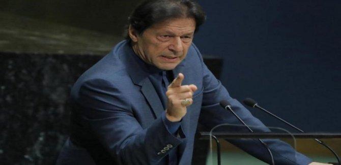 Pakistan Başbakanı: Afganistan toprakları terör için kullanılmazsa Taliban'ı tanırız