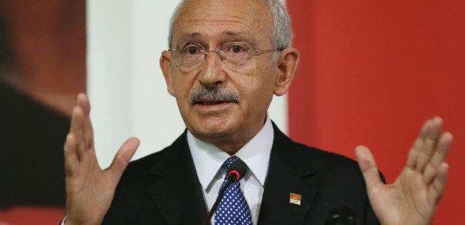 Kılıçdaroğlu:Bu ülkeye barışı dostlarımızla getireceğiz