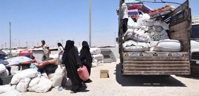 BM: Suriye mültecilerin geri dönüşü için uygun değil