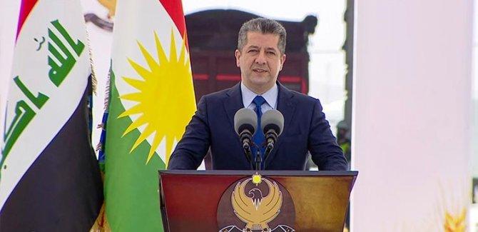Mesrur Barzani: Kürdistan'da güçlü bir ekonomik altyapı kurmak istiyoruz