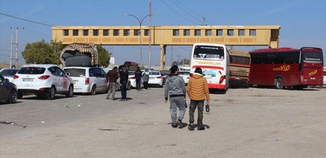 Ürdün ve Suriye arasındaki sınır kapısı yeniden açılıyor