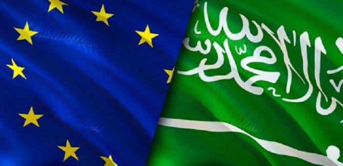 AB, Suudi ile insan hakları konusunda diyalog başlattı