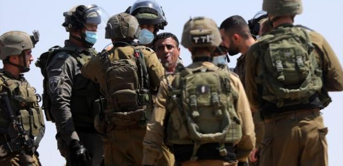 FKÖ:İsrail 3 bin Filistinliyi yerinden etmek istiyor