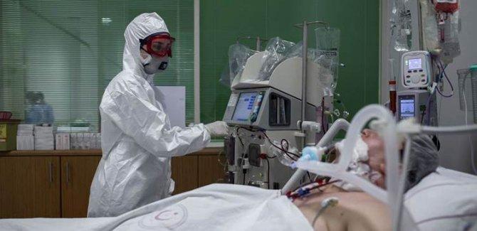 Türkiye'de Covid-19 nedeniyle 248 kişi daha yaşamını yitirdi