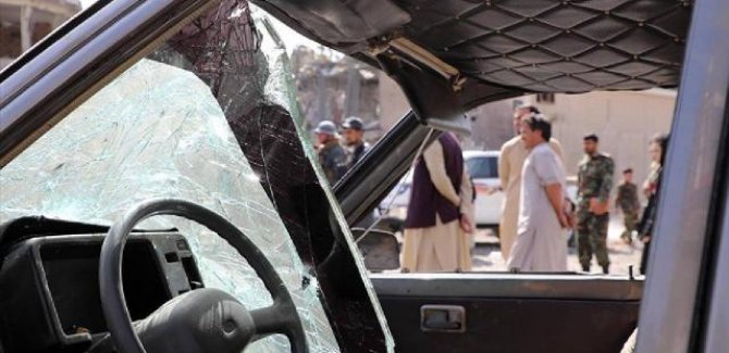 Afganistan'daki cuma namazı sırasında patlama:100 ölü