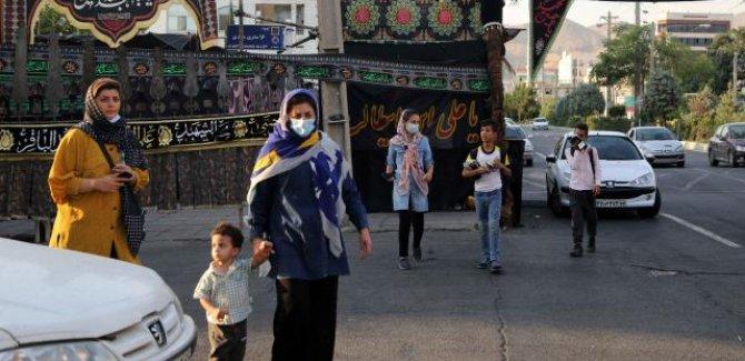 İran'da son 24 saatte 185 kişi hayatını kaybetti