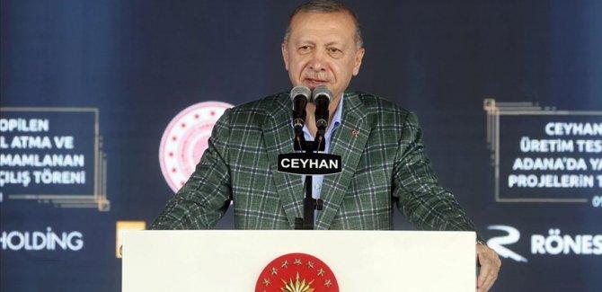 Erdoğan: Türkiye'ye güvenip yatırım yapan hiç kimse pişman olmaz
