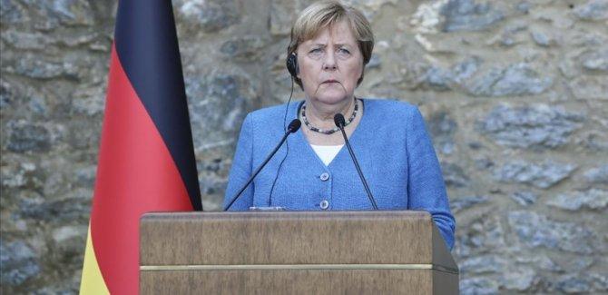 Merkel: Türkiye ile her zaman ortak çıkarlarımız var