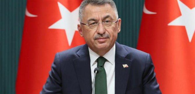 Cumhurbaşkanı Yardımcısı Oktay'dan Kılıçdaroğlu hakkında suç duyurusu