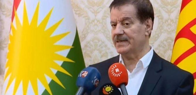 Kemal Kerkûkî: YNK, Kerkük'ün gayrı meşru valisinin görevde kalması için anlaşma imzalamış