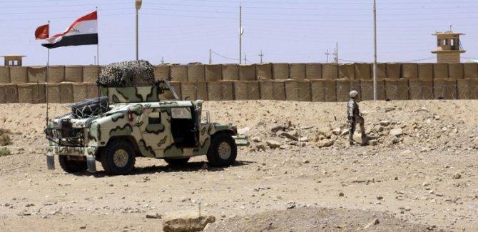 Irak: Suriye sınırına 650 kilometrelik güvenlik bariyeri kurduk