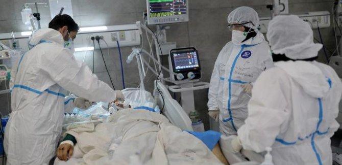 İran'da can kaybı 125 bini geçti