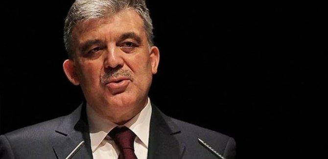 Abdullah Gül'den '10 büyükelçi' açıklaması
