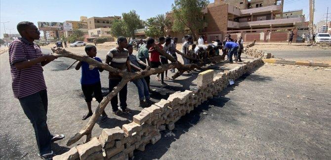 Sudan'da darbe karşıtı protestolar sürüyor