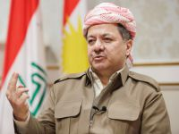 Mesut Barzani bugün Kürdistan'a dönüyor