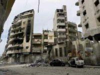 Humus'tan 800'den fazla sivil tahliye edildi