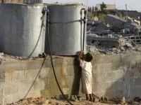 İşte İsrail'in Filistin'deki su gasbı gerçeği!