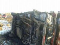 Lübnan'da Hizbullah kampına intihar saldırısı