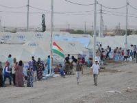'Kürdistan'daki Rojava göçmen kamplarında hiçbir kız çocuğu satılmadı'