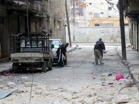Suriye'de şiddet durmuyor: 59 ölü