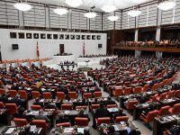 Dört eski bakanın fezlekesi Meclis'te