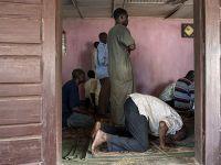 Orta Afrika'da sadece 900 Müslüman kaldı!