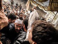 Suriye'de 250 bin kişi kuşatma altında