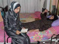 Savaş mağduru kadınlar