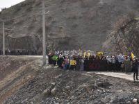 Roboski'de binler adalet için yürüdü