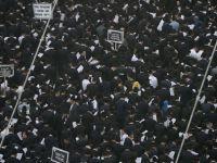 Anti-Siyonist Yahudiler New York'ta eylem yaptı