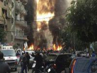 Beyrut'ta patlama, beş kişi öldü