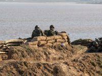 Kırım sınırında gerginlik