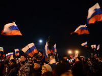 Kırım'da sandıktan Rusya çıktı