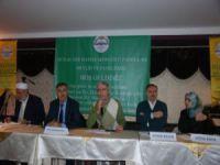 Bilgen:Demokratik İslam Konferansı barış zemininin arayışıdır