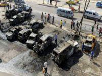 Irak'ta bombalı saldırılar: 21 ölü
