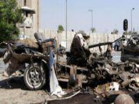 Irak'taki patlamalara 70'in üzerinde kurban verildi