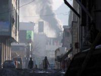 Kabil'de diplomatların kaldığı bölgede patlama