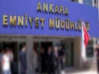 Ankara Emniyeti'nde deprem