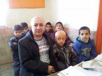 Doğu Kurdistanlı öğretmen Herkesi Duygulandırdı