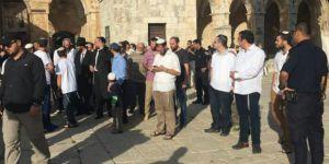 Mescid- Aksa'ya 182 siyonist baskın düzenledi