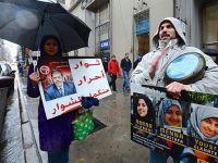 ABD'deki Mısırlılar Sisi'yi protesto etti