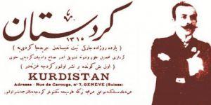 Kürt basını 119 yaşında