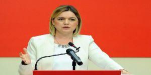 CHP Sözcüsü'nden istifa