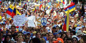 Venezuela'daki siyasi ve ekonomik kaostan kaçan Warao yerlileri komşu ülke Brezilya'ya sığındı